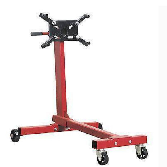 Millers Falls TWM Engine Stand 450kg (1000lb) 360 Degree Rotating Head #ES1000 1