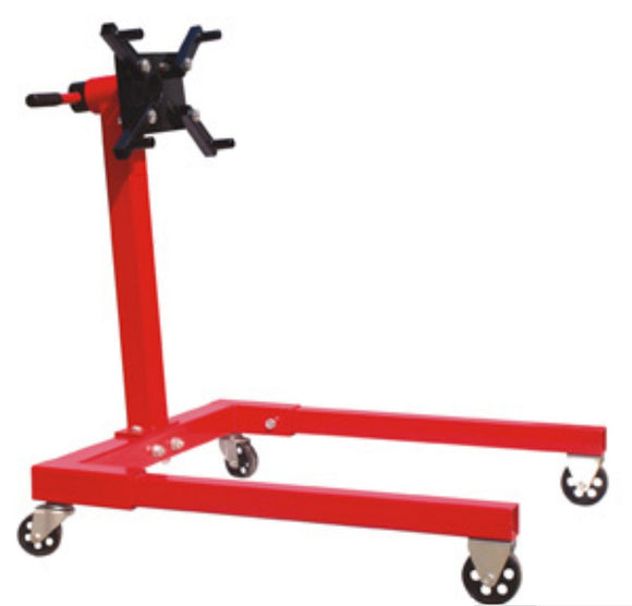 Millers Falls TWM Engine Stand 560kg (1250lb) 360 Degree Rotating Head #ES1250 1