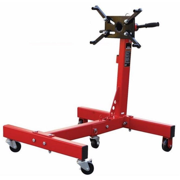 Millers Falls TWM Engine Stand 680kg (1500lb) Foldable 360 Degree Rotating Head #ES1500F 1