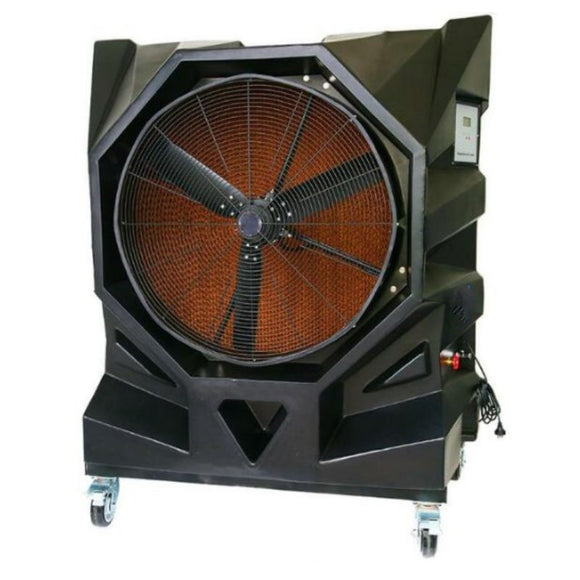 Millers Falls TWM Evaporative Air Cooler 200L Portable Industrial Indoor/Outdoor 260m2 with Remote Control #FANEC200L 12
