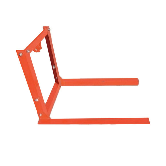 TWM Millers Falls Steel Carry All Forks / Frame 225kg Capacity #FICA500 1