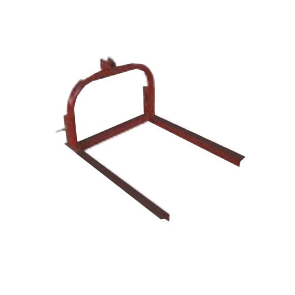 TWM Millers Falls Steel Carry All Forks / Frame 360kg Capacity #FICA800 1