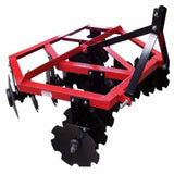 Millers Falls TWM Disc Harrow Plough Cultivator 1570mm (5ft) Cat 1 3 Point Linkage #FIDHQB150 1