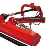 Millers Falls 1380mm 3 Point Linkage PTO Flail Brush Cutter #FIEFAGA140 3