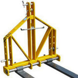 TWM Millers Falls 3 Point Linkage 700kg Forklift Attachment Steel Frame #FIFATT 3