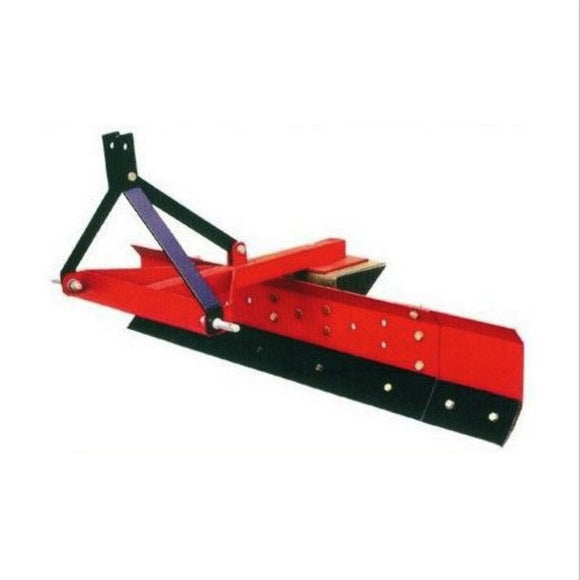 Millers Falls TWM 1200mm (4') Heavy Duty Grader Blade 3 Point Linkage #FIGB4HD 1