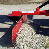Millers Falls TWM 1200mm (4') Heavy Duty Grader Blade 3 Point Linkage #FIGB4HD 8