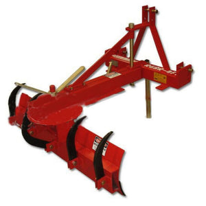 Millers Falls FIGBR4FT 1220mm (4') 3 Point Linkage Heavy Duty Grader Blade with Rippers 1