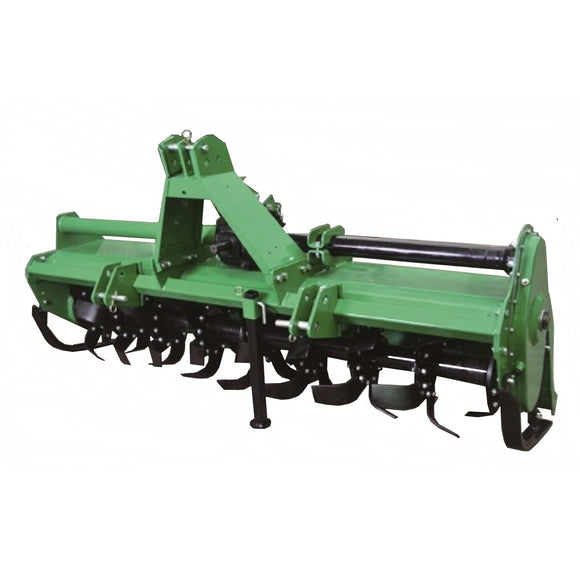 2100mm Millers Falls 3 Point Linkage PTO Rotary Hoe / Tiller / Cultivator #FIRCTL1210 1