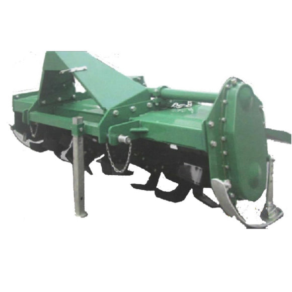 1250mm Millers Falls 3 Point Linkage PTO Rotary Tiller #FIRTHTL125 1