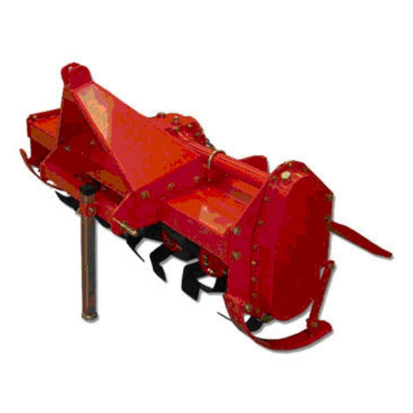 1495mm Millers Falls 3 Point Linkage PTO Rotary Hoe / Tiller / Cultivator #FIRT150HD 1