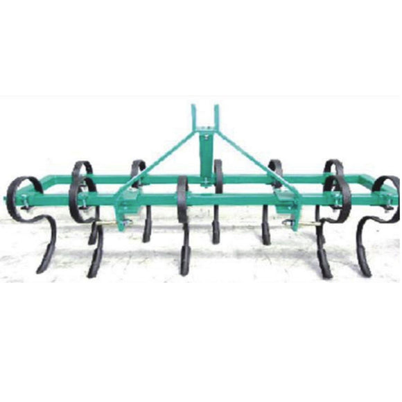 Millers Falls TWM S Tine Cultivator Plough Heavy Duty 1500mm (5ft) Cat 1 3 Point Linkage Adjustable Offsettable #FISC5HD 1