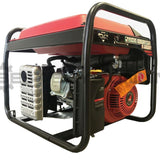 Millers Falls TWM Portable Generator 2.2kW 2.8kVA 6.5hp 196cc Electric Start Petrol Engine #GENI3000CE 2