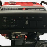 Millers Falls TWM Portable Generator 2.2kW 2.8kVA 6.5hp 196cc Electric Start Petrol Engine #GENI3000CE 4