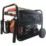 Millers Falls TWM Portable Generator 8kW 10kVA 16hp 459cc Electric Start Petrol Engine #GENI13000CE 2