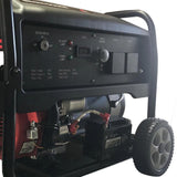 Millers Falls TWM Portable Generator 8kW 10kVA 16hp 459cc Electric Start Petrol Engine #GENI13000CE 5