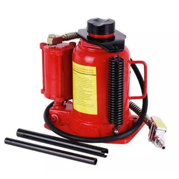 Millers Falls LHJ35 35000kg Air Hydraulic Bottle Jack. Lift almost anything, level floors and re-stump houses 1