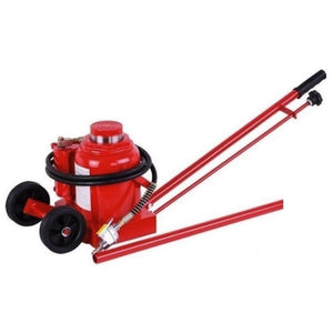 Millers Falls LHJ50 50000kg Air Hydraulic Bottle Jack. Lift almost anything, level floors and re-stump houses 1