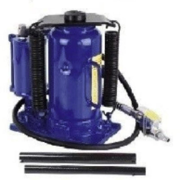 Millers Falls LHJA12 12000kg Air Hydraulic Bottle Jack. Lift almost anything, level floors and re-stump houses 1