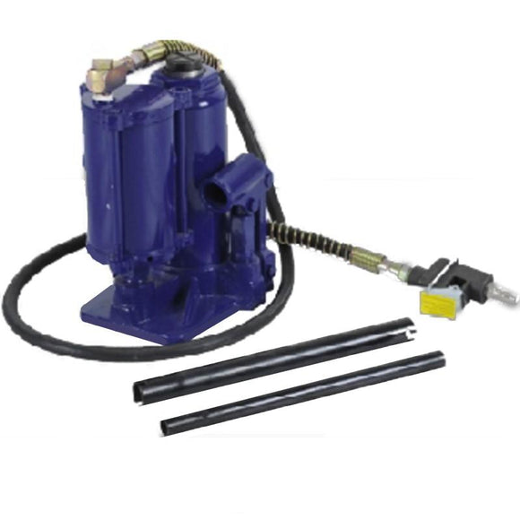 Millers Falls LHJ5 5000kg Air Hydraulic Bottle Jack. Lift almost anything, level floors and re-stump houses 1