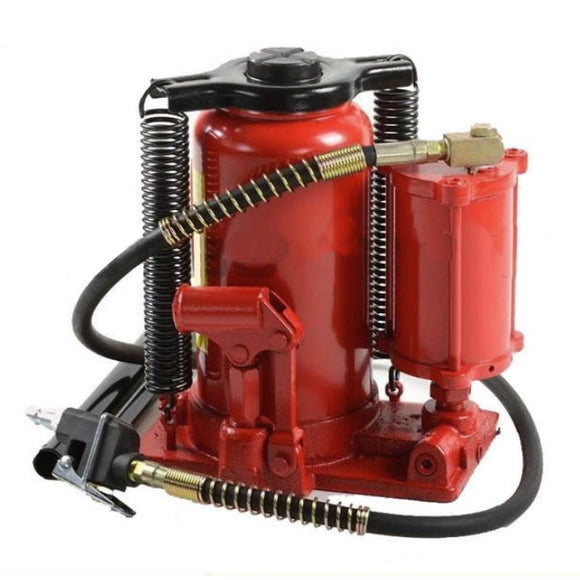 Millers Falls LHJB20 20000kg Air Hydraulic Bottle Jack. Lift almost anything, level floors and re-stump houses 1