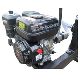 Hydraulic Log / Wood Splitter Millers Falls Black Diamond 22 Ton Electric (Key) Start #LS22ESBD 4