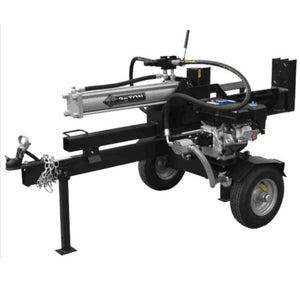 Millers Falls Black Diamond 25 Ton Manual Start Hydraulic Log Splitter LS25ESBD 2