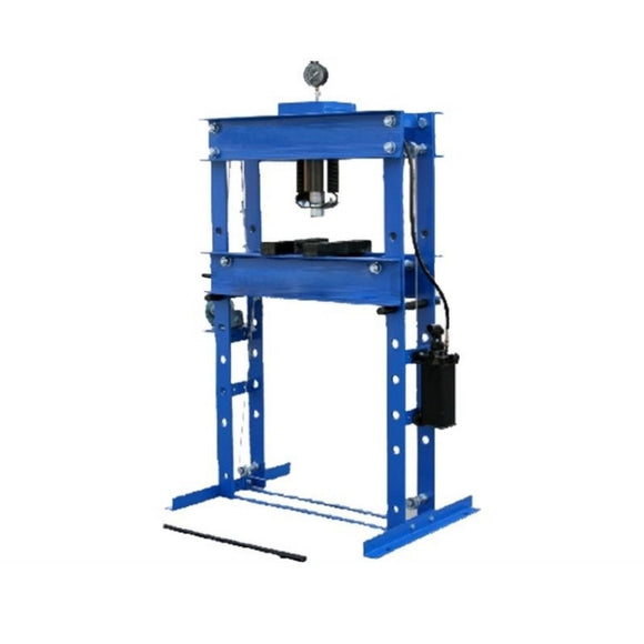 TWM Millers Falls 50 Ton Hydraulic Shop Press Heavy Duty #PRESS50THD 1