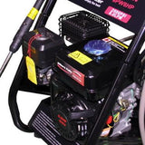 Millers Falls TWM PW8HP 3000psi Petrol Engine Pressure Washer Cleaner on Trolley 3
