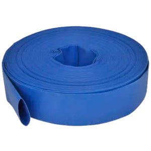 Millers Falls TWM Heavy Duty Lay Flat Hose 25m x 75mm Reinforced Industrial Irrigation Water Transfer #QWLF7525