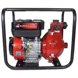 Millers Falls TWM Electric Start 6.5HP Petrol Firefighting Pump Twin Impeller Portable 3 Hose Outlets #QWPFT6515ES-eu 3