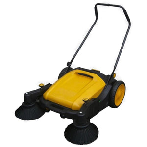 Millers Falls TWM SW920 920mm Industrial Wet or Dry Floor Sweeper 1