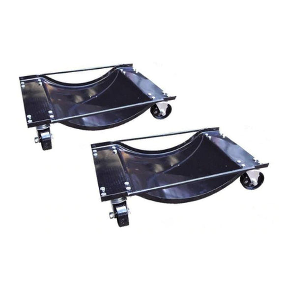 Millers Falls TWM VP8100 450kg (1000lb) Car and Light Truck Wheel Dollies 1