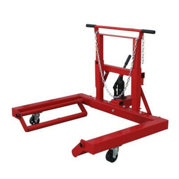 Millers Falls TWM VP81TD 750kg (1650lb) Heavy Commercial Dual or Single Truck Wheel Dolly 1