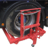 Millers Falls TWM VP81TD 750kg (1650lb) Heavy Commercial Dual or Single Truck Wheel Dolly 5