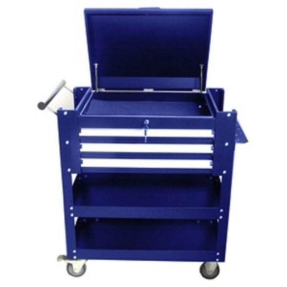 Millers Falls TWM VP8290 3 Drawer Mechanics Tool Cart is a must-have for your workshop or garage 1