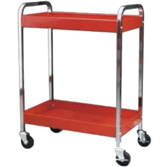 Millers Falls TWM 2 Tier Service Trolley for Workshop or Garage WH7002 1