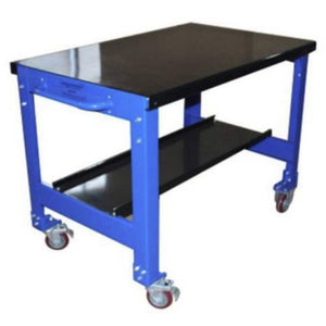 Millers Falls TWM Mobile Steel Workbench / Trolley 300kg Capacity for Garage Workshop or Home #WH7005 1