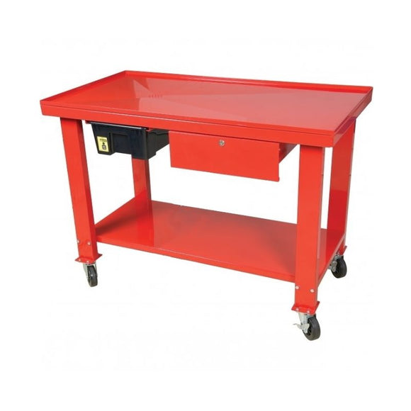 Millers Falls TWM Heavy Duty 400kg Steel Tear Down Table for Engines & Gearboxes #WH7050 1