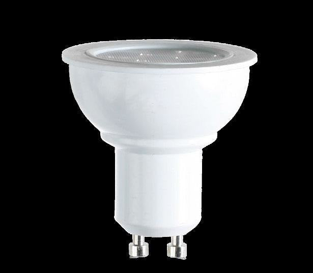 SAL Globe 240V GU10 LED 6W 3000K, 4000k, 6000K  NON Dimmable
