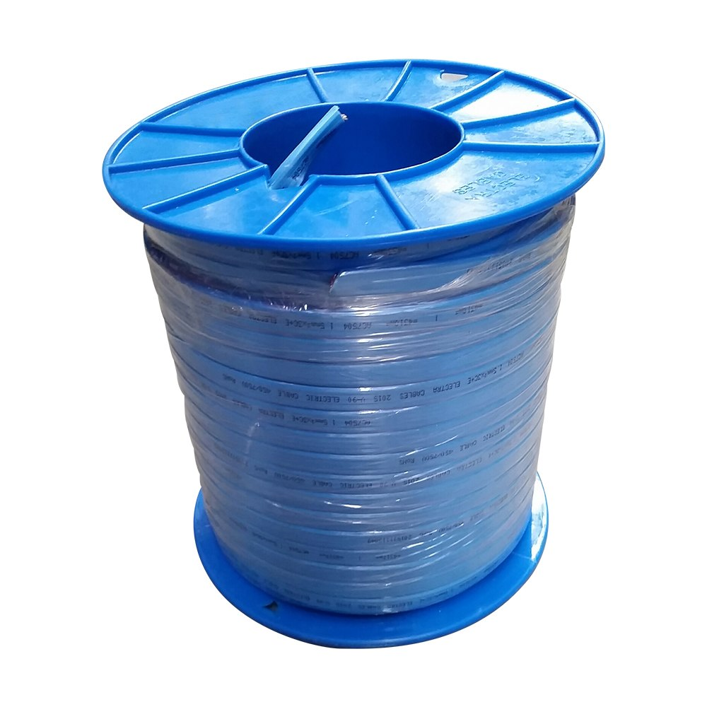 1.5mm AC Blue Cable 3 Core + Earth (100m)