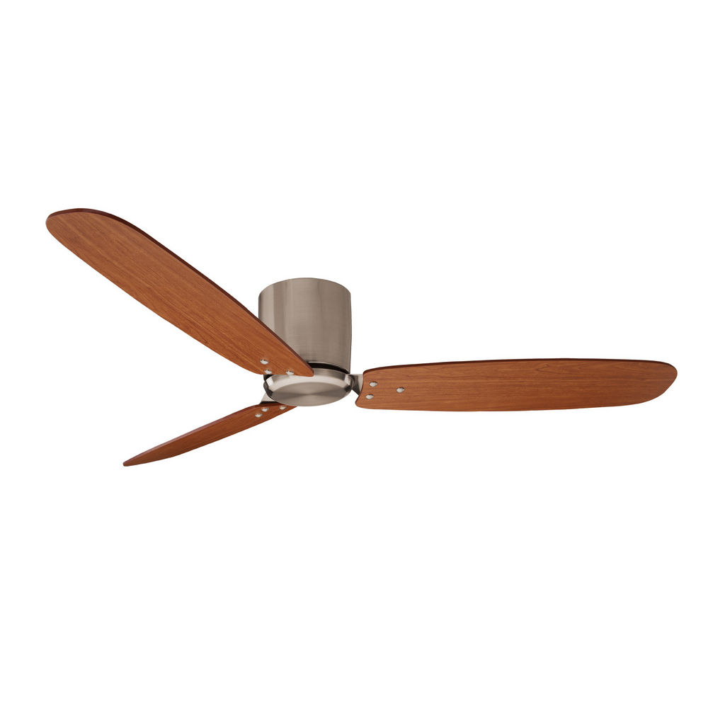 "Mercator Lima 51"" Three Blade DC Ceiling Fan with Remote Control"