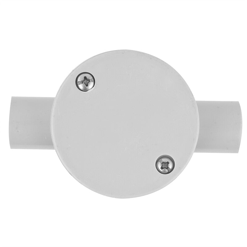 JUNCTION BOX 20MM 2WAY