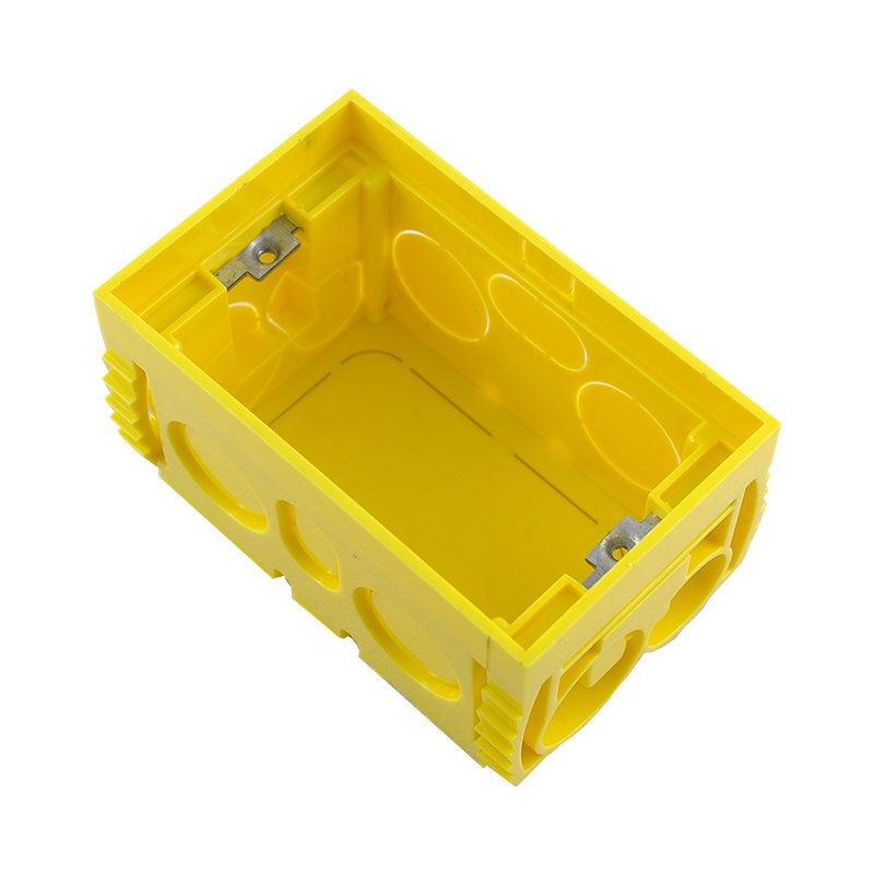 WBR  - RECESSED WALL BOX PVC