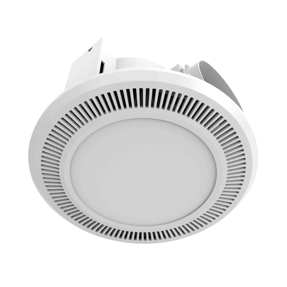 Mercator Ultraline Round Exhaust Fan & Light
