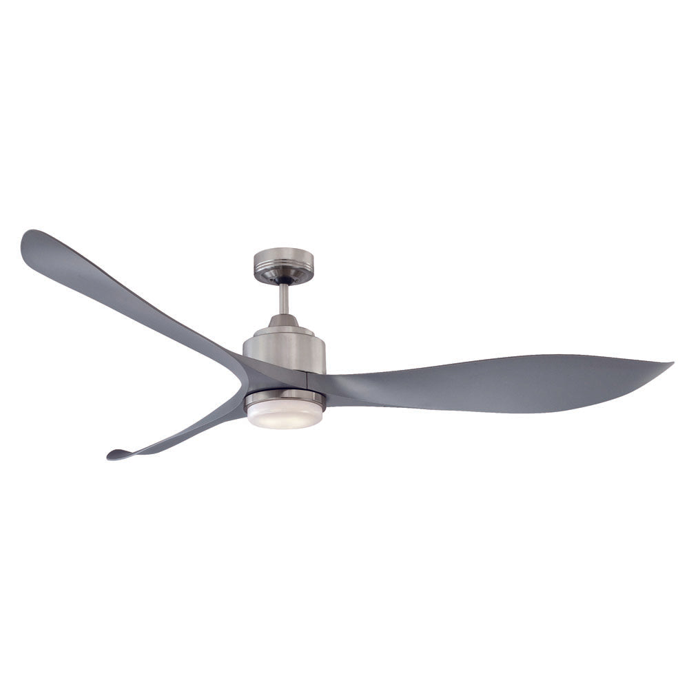 "Mercator Eagle XL DC 66"" 3 Blade Ceiling Fan with Remote Control"