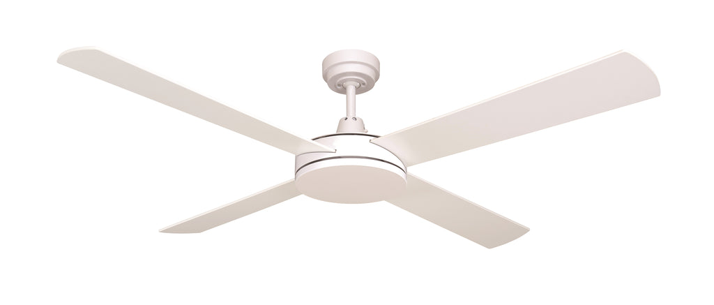 "Mercator Luna 52"" Slimline Timber Ceiling Fan"