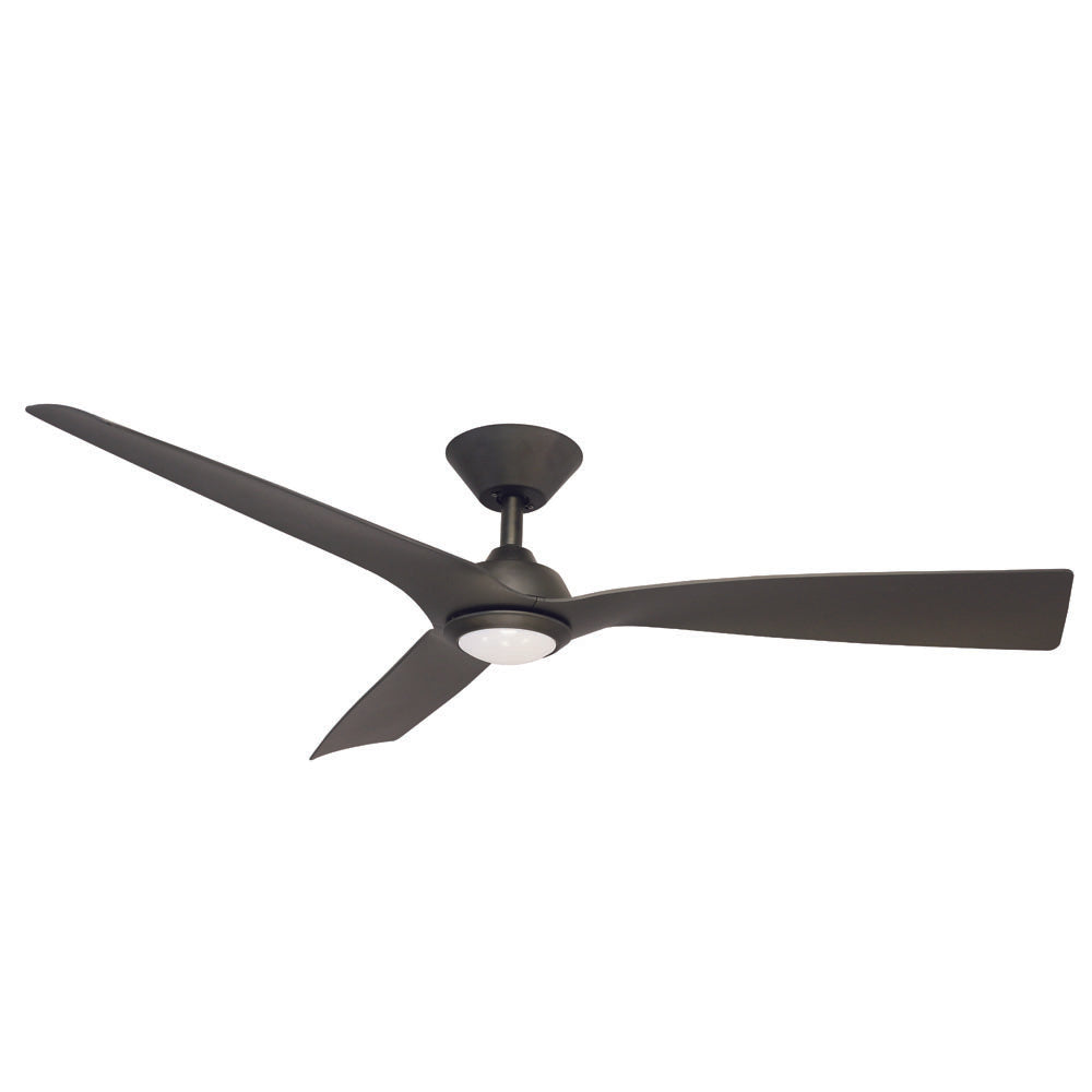 "Mercator Trinidad II 52"" DC 3 Blade Ceiling Fan with Remote Control"