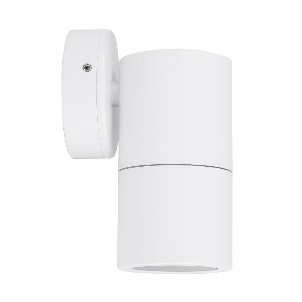 HAVIT Tivah White Fixed Down Wall Pillar Lights
