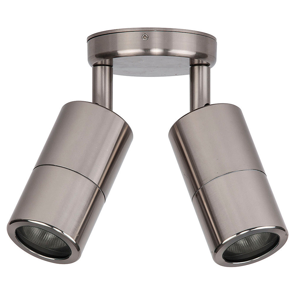 HAVIT Tivah Titanium Aluminium Double Adjustable Spot Lights